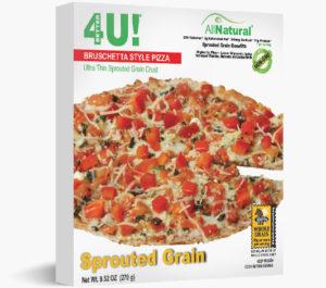 Bruschetta Style Thin Crust Pizza